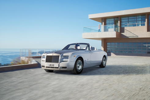 Rolls Royce Phantom Series 2 Convertible, Phantom 2013, Supercar Rolls Royce
