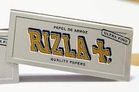 Papel de liar fumar rizla +