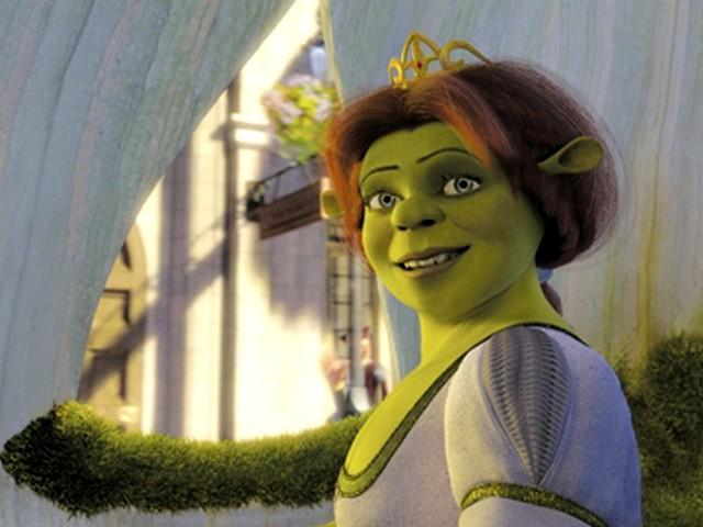 Wedding Week: \'Shrek\': Happily Ever After Gets a Green Makeover ...