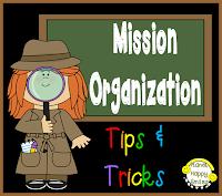 Mission Organization