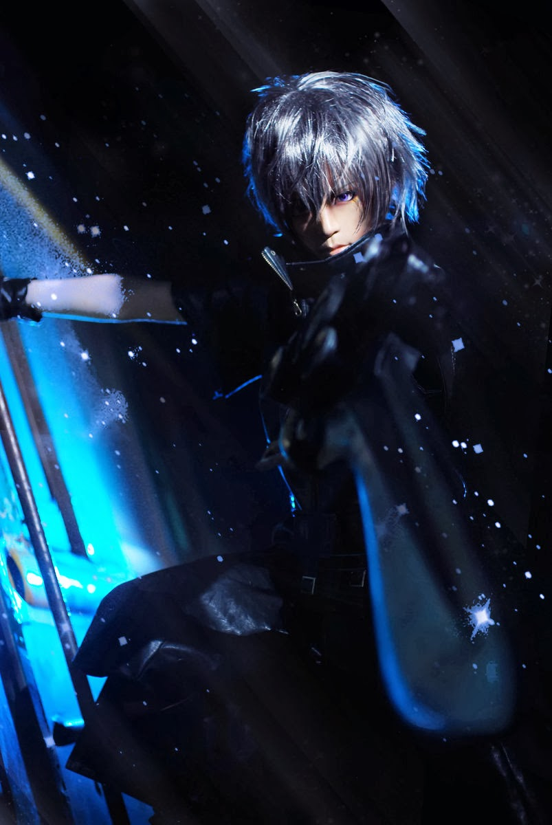 Final Fantasy Cosplay Amazing Final Fantasy Versus XIII Noctis Lucis Caelum Cosplay