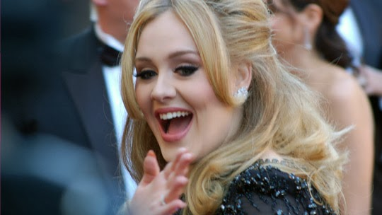 Latest Images of Adele 2014