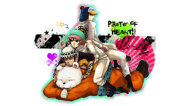 Heart Pirates Anime 04