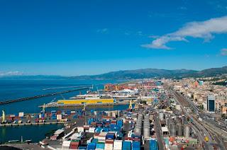 Porto di Genova, nuovo record storico per container movimentati