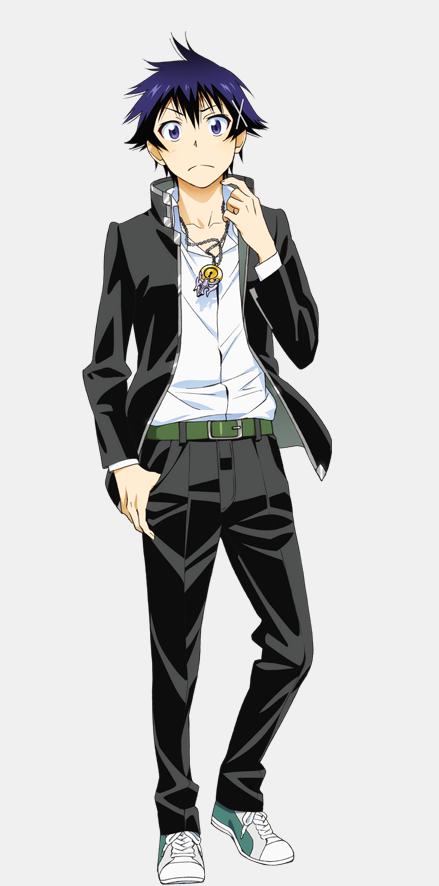 Karakter Raku Ichijou