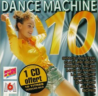90s Hits And Mixes Dance Machine Vol 10 1996