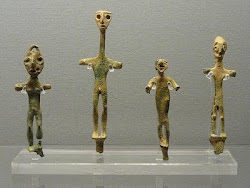 4000 year old figurines