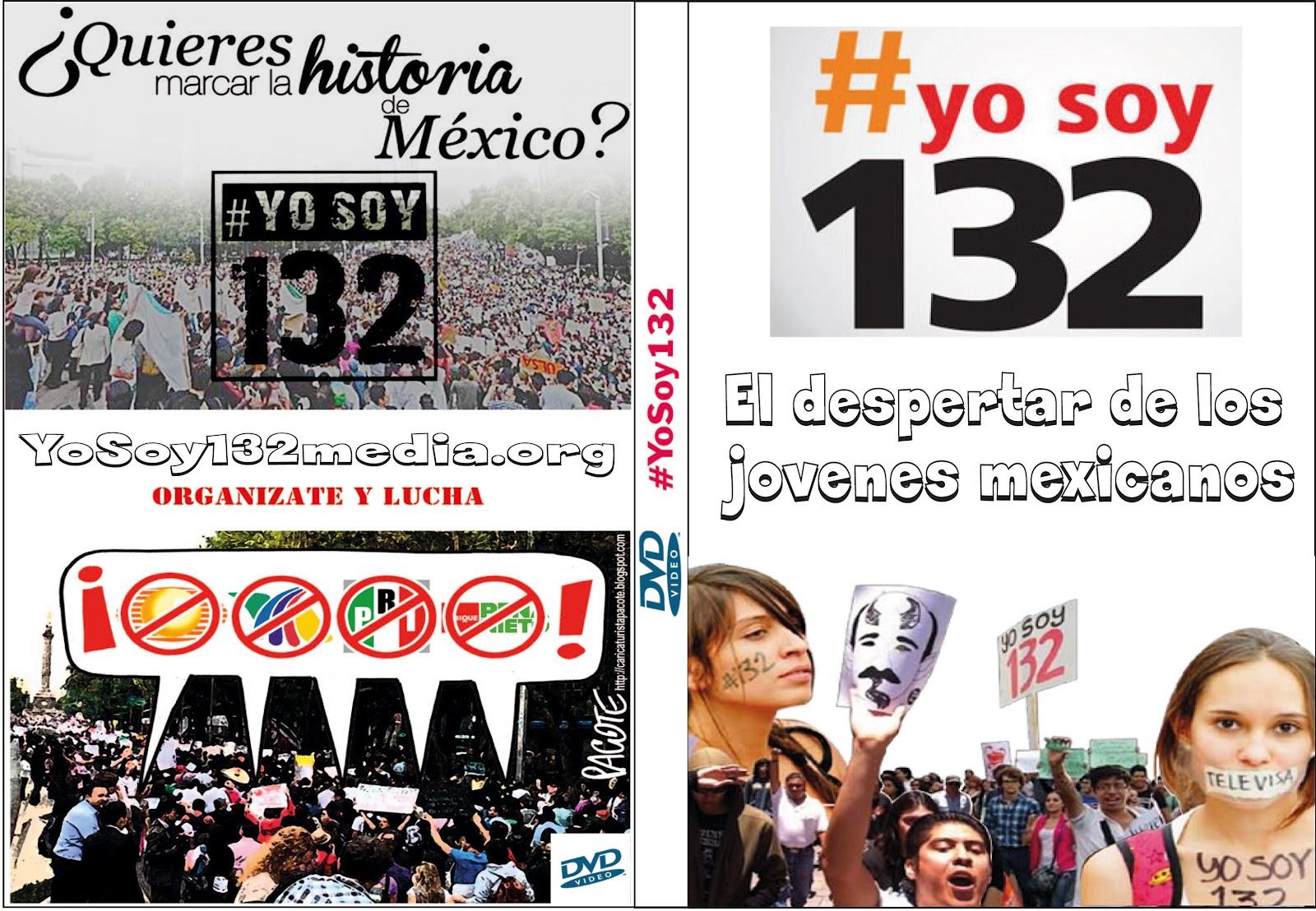 YoSoy132 - DVD sobre el movimiento - DESCARGALO AQUÍ -