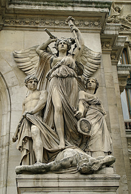 Opéra Garnier poze Paris