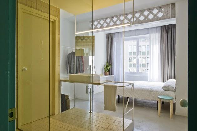 Inspirasi Desain Indoor Apartemen Minimalis