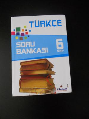 libro di esercizi di turco