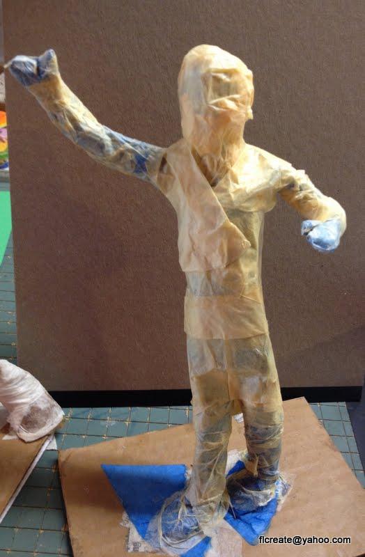 paper mache figures floridacreate