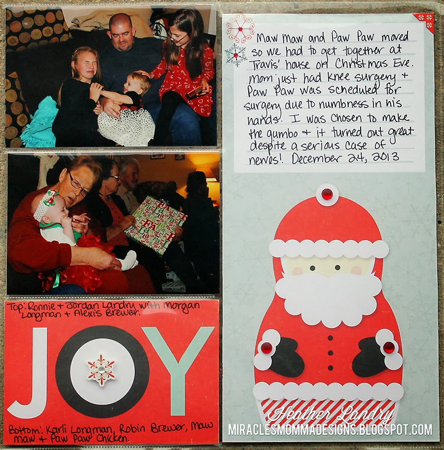 Christmas Eve_Family Fun_Christmas_Pocket Layout