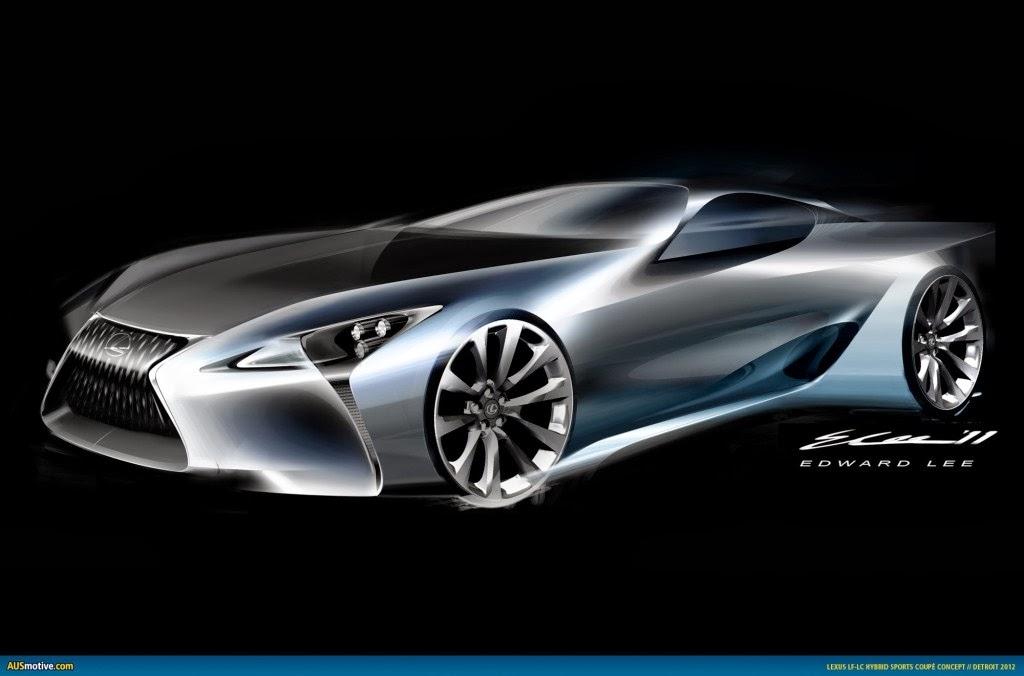 2015 Lexus LF-Lc Picture # 456