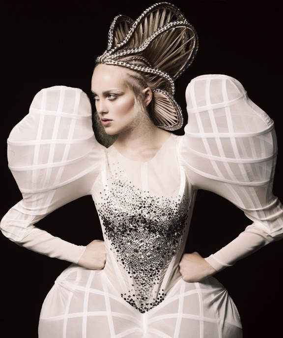 Avant garde wedding gowns for the Avant garde bride | FASHION THE ...
