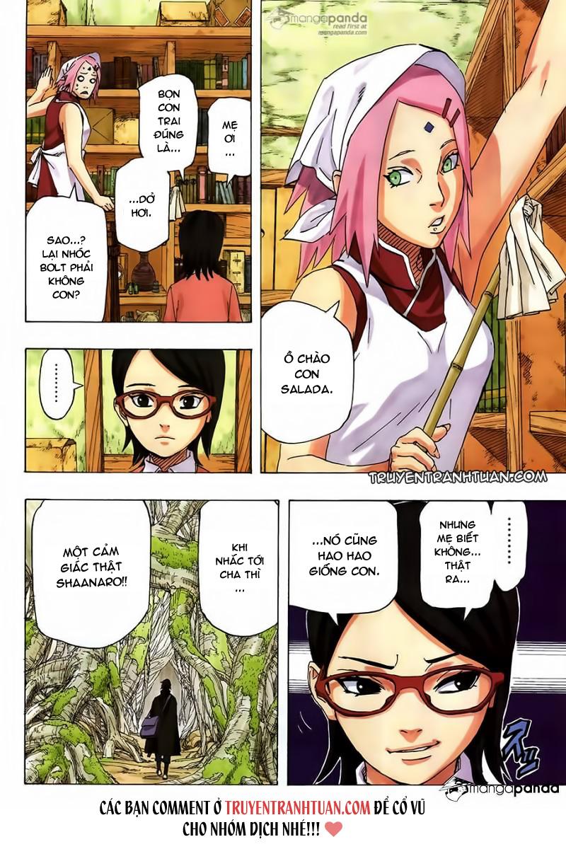 Naruto Chap 700 - Trang 18