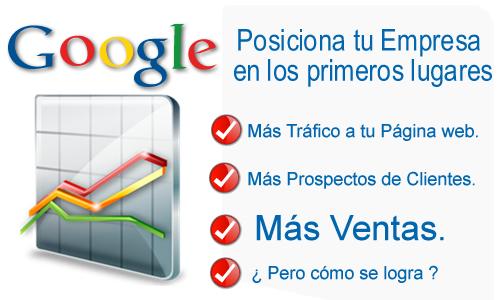Cuanto cuesta Posicionar tu web en Google
