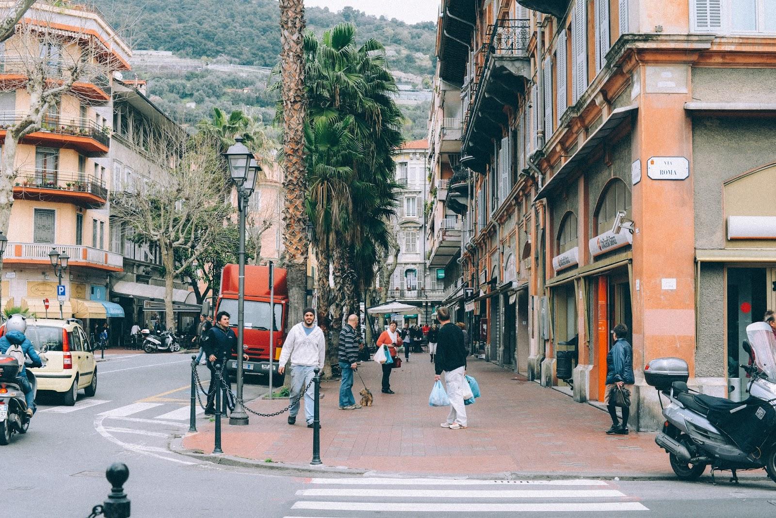 rue de Ventimiglia