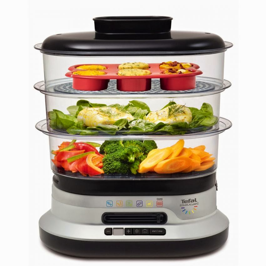 Small Food Steamer ~ Cheap tefal steam n light food steamer vc l review