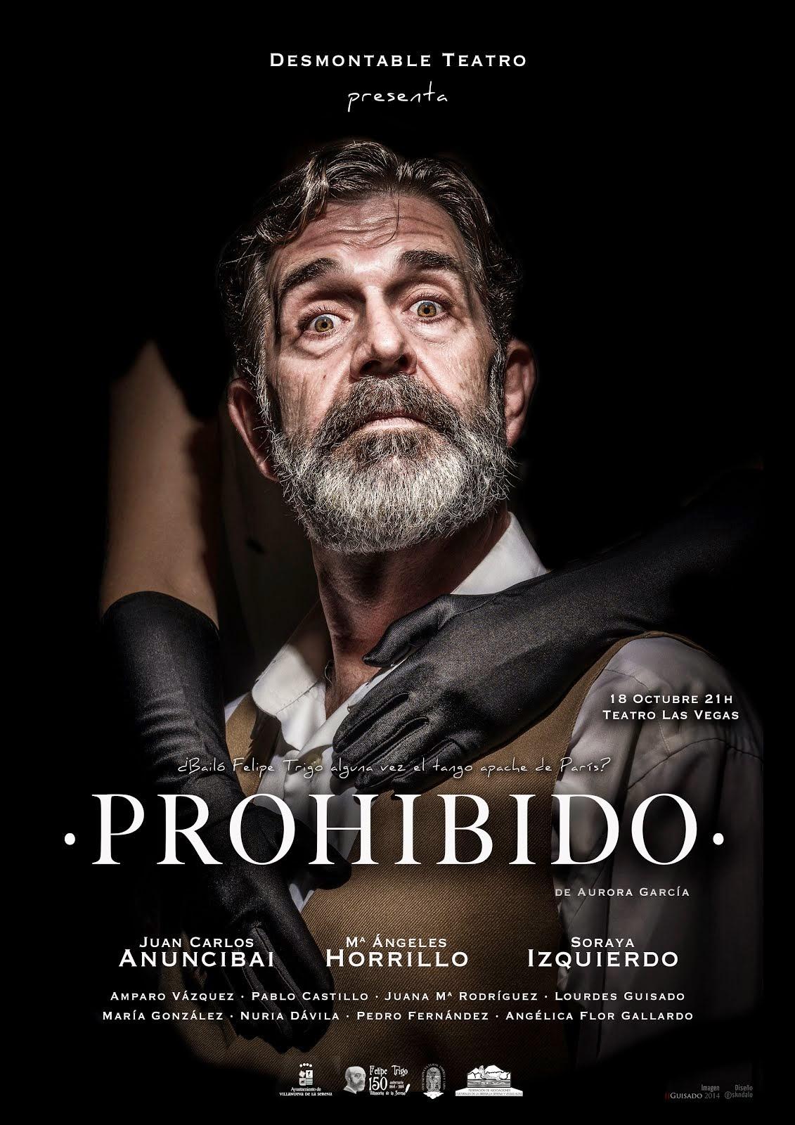 Teatro: PROHIBIDO