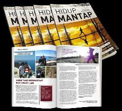 GRATIS Majalah Hidup Mantap