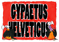Gypaetus helveticus on VOD