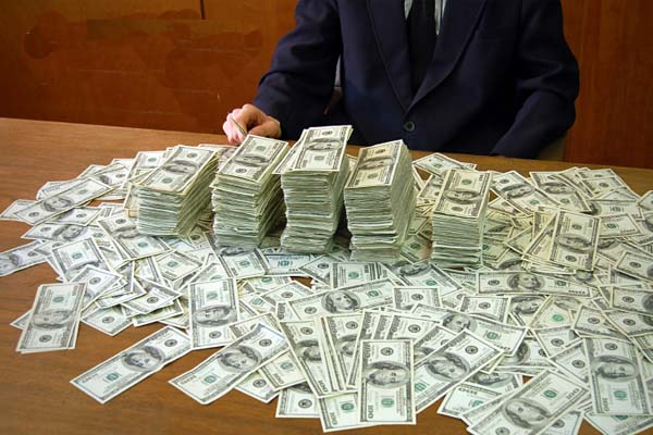 money is a curse or a blessing Christians who owned property distributed all the church's money and treasures  to the city's poor valerian ordered all bishops, priests and.