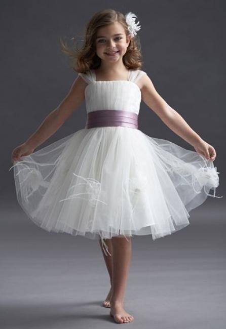 Fotos de vestidos para niñas cuando son pajecitas - Imagui