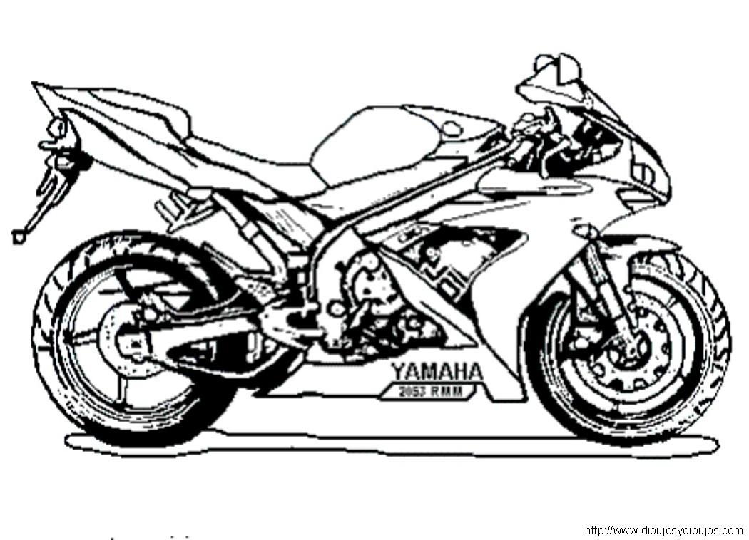 dibujos para motos tuning: