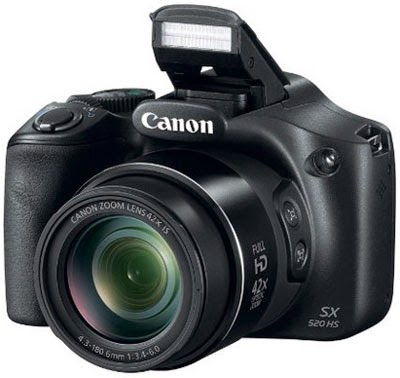 Canon PowerShot SX520 16Digital Camera