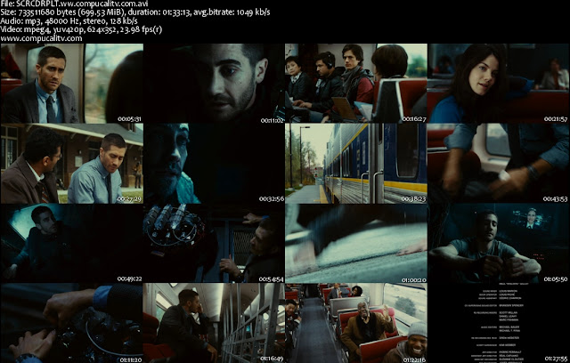 Codigo Fuente (2011) DVDRip Español Latino