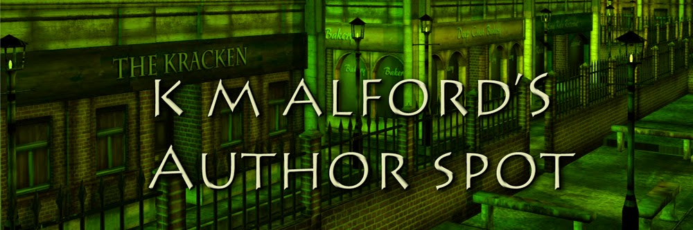 K M Alford's Author Spot