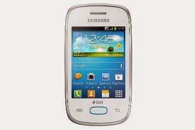 Spesifikasi Dan Harga Samsung Galaxy Y Neo