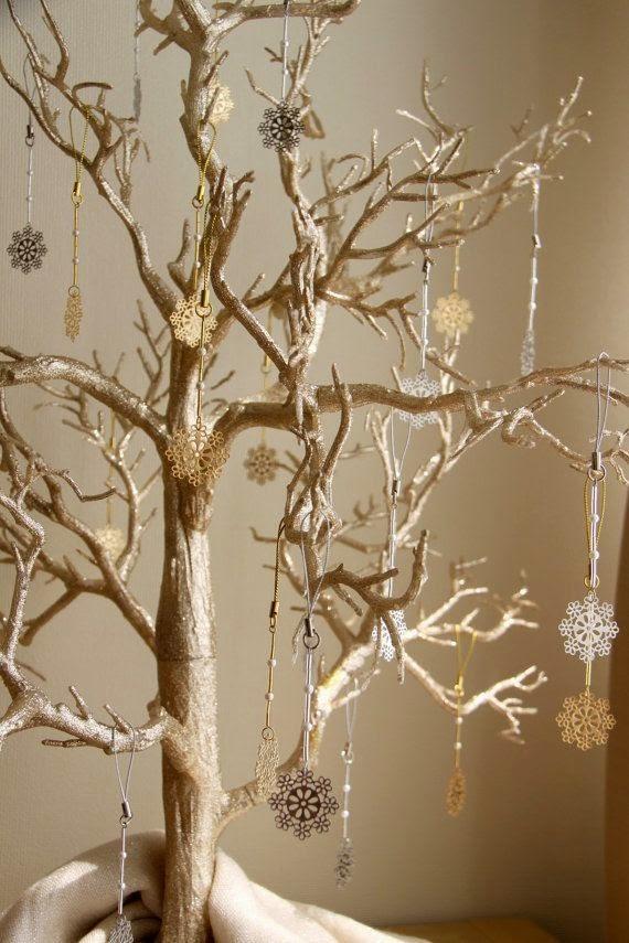 My style my house blog ev dekorasyon fikirleri ve ev Sample christmas tree decorating ideas