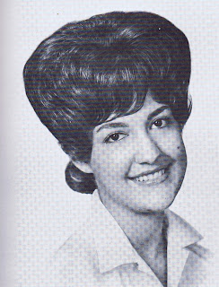 A 1964 hairstyle that has a life of its own.