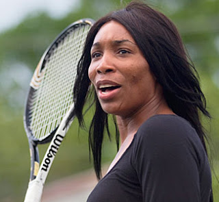Venus+Williams Famous June birthdays