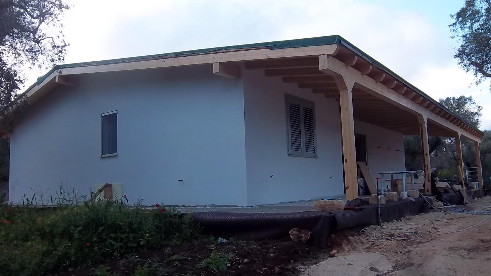 Progetti di case in legno casa 129 mq porticati 57 mq for Case in legno 150 mq