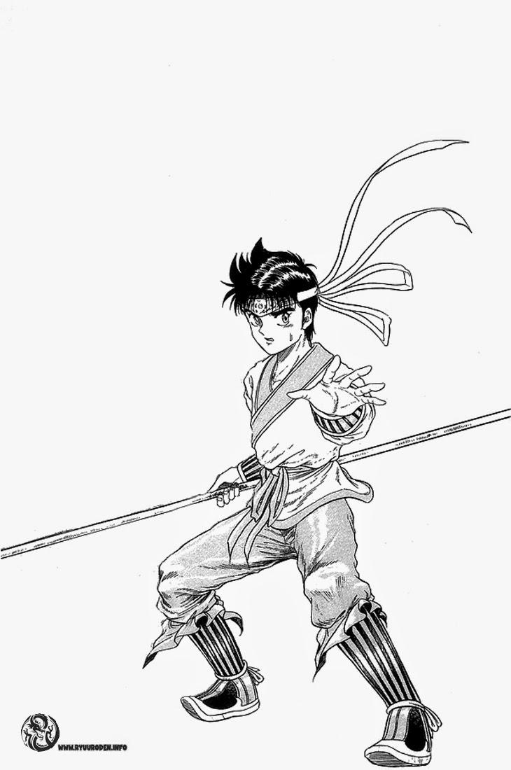 Chú Bé Rồng - Ryuuroden chap 10 - Trang 48