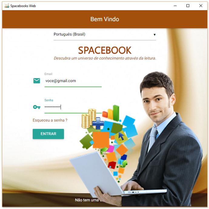 Spacebooks - Livros Online