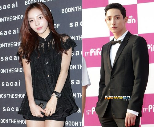 Sandara park dating rumours salon