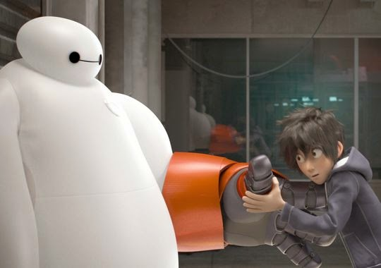 Big Hero 6 animatedfilmreviews.filminspector.com