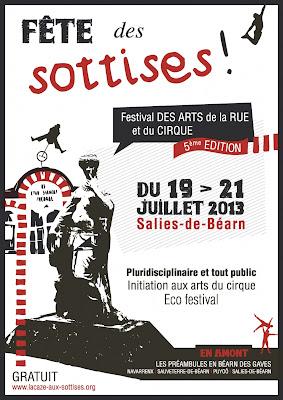 Salies de Béarn : Fête des sottises 2013
