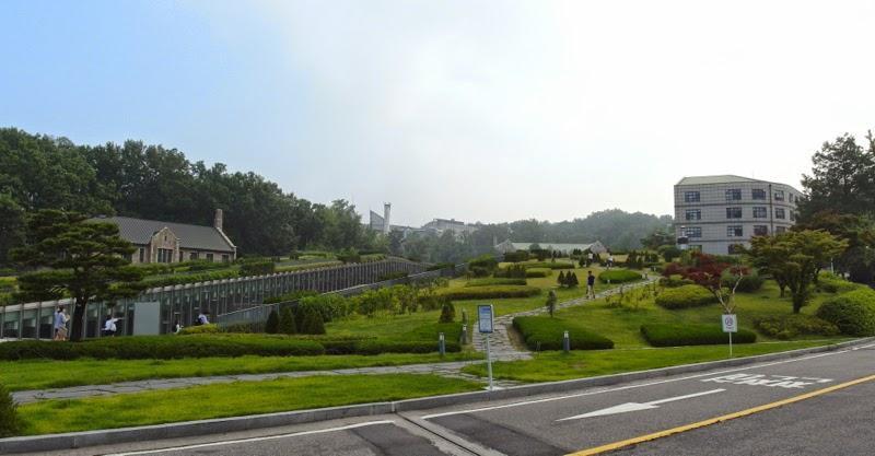 Ewha University Summer Studies Travel Seoul Edae lunarrive singapore Beautiful Landscape Photography