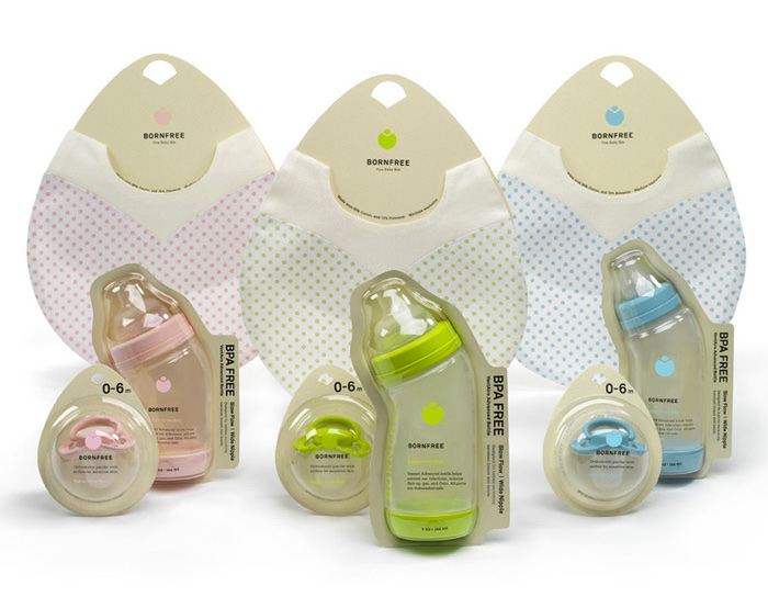 Products Designer: baby product packaging design