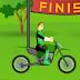 لعبة دراجات البطل الاخضر