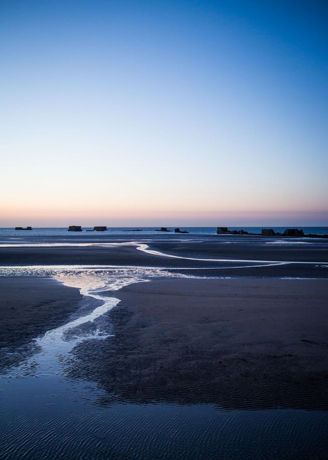 Gold Beach - Normandy - France - Travel Blog