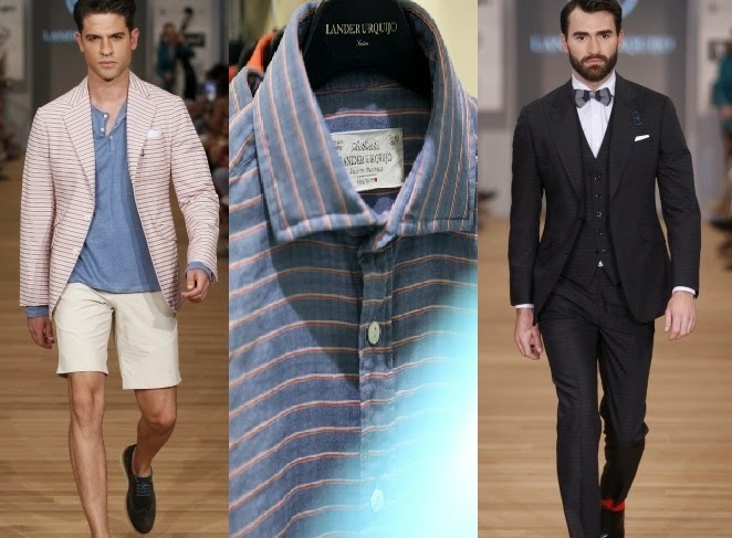 handmade, Lander Urquijo, Made in Spain, menswear, Spring 2014, spring summer, style,