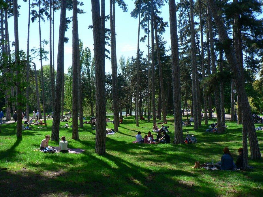 Bois de boulogne fantastic travel for Bois de boulogne jardin d acclimatation