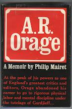 A.R.ORAGE