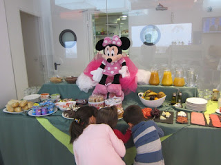 Hotel del juguete buffet niños